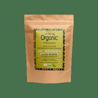 Coloration végétale Bio Blond Cendré Foncé 5x500g | RADICO