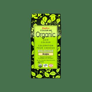 Coloration végétale bio ACAJOU 100g | RADICO