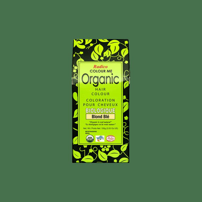 Coloration végétale bio Blond Blé 100g | RADICO