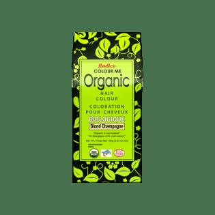 Coloration végétale bio Blond Champagne 100g | RADICO