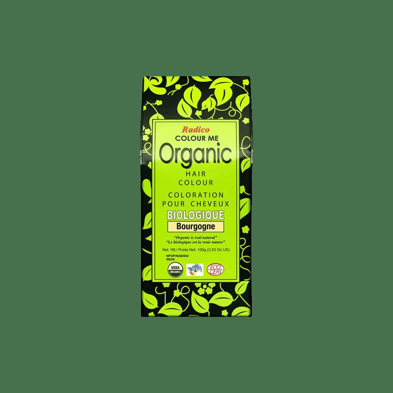 Coloration végétale bio Bourgogne 100g | RADICO