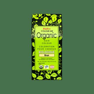 Coloration végétale bio Brun 100g | RADICO