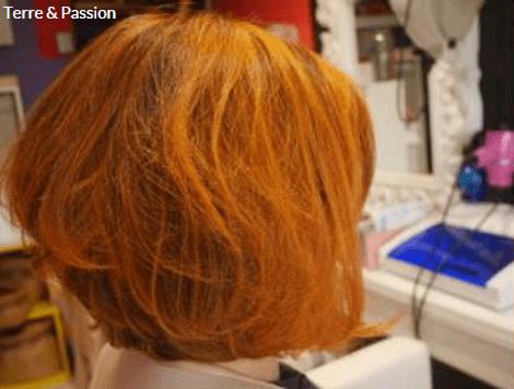 Coloration végétale Blond Vénitien
